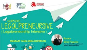 Workshop legalpreneursive